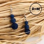 boucles-oreilles-lapis-lazuli-trilogie-pierre- naturelle-montage-acier-2