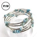 bracelet-larimar-pierre-naturelle-spirale-5-tours-pierres-du-monde-vosges-2