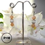 boucles-oreilles-pierre-de-soleil-quartz-blanc-craquele-pierre-naturelle-fleurs-montage-acier-pierres-du-monde-vosges-1