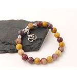 bracelet-boules-8-mm-mokaite-symbole-ohm-pierres-du-monde-vosges-1