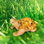 tortue-pm-personnage-céramique-ambre-pierres-du-monde-vosges-12