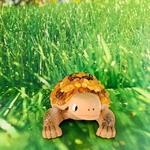 tortue-personnage-céramique-ambre-pierres-du-monde-vosges-12
