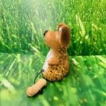 chiens-personnage-céramique-ambre-pierres-du-monde-vosges-12