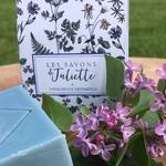 savon naturel-savon artisanal-SAF-lavande-juliette-bio-sponification à froid-1