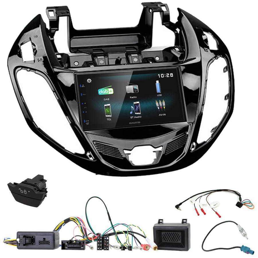 Kit d\'intégration Ford B-Max + Autoradio multimédia à écran tactile