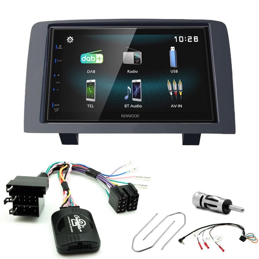 Kit d\'intégration Fiat Idea + Autoradio multimédia à écran tactile