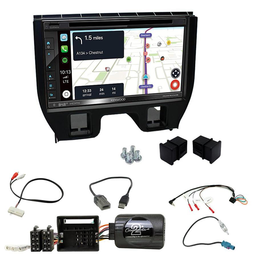 Kit d\'intégration Citroën C3 et Citroën DS3 + Autoradio tactile Navigation GPS