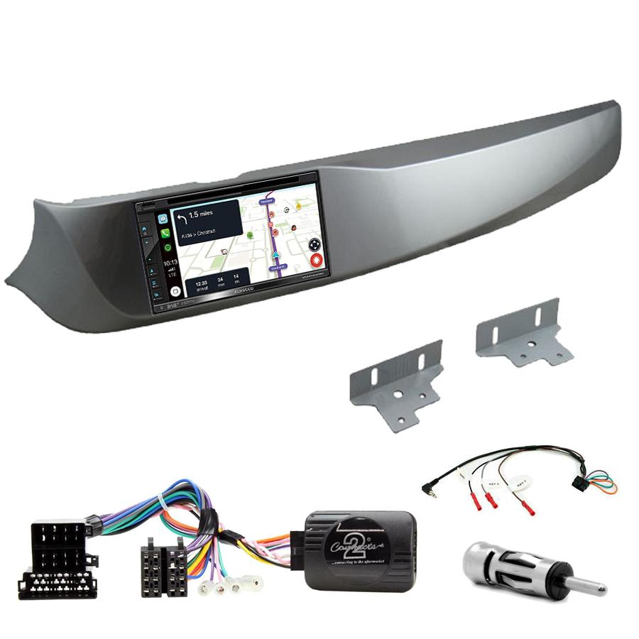 Kit d\'intégration Alfa Romeo Giulietta de 2010 à 2013 - Autoradio tactile Navigation GPS