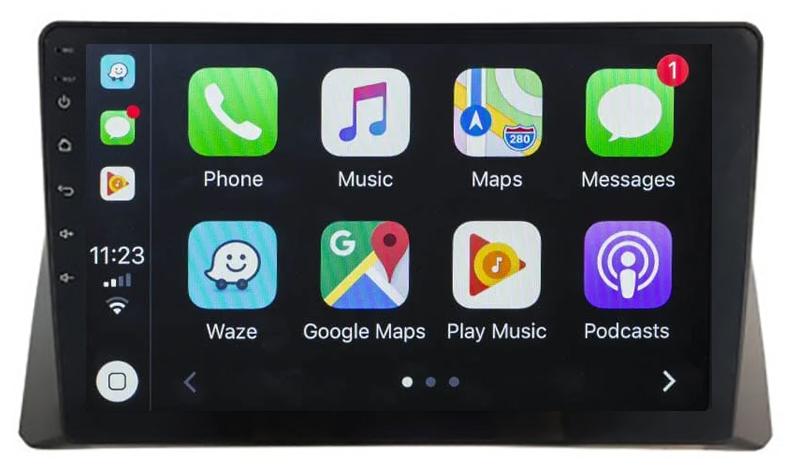 Ecran tactile Android 10.0 + Apple Carplay sans fil Honda Accord de 2008 à 2013