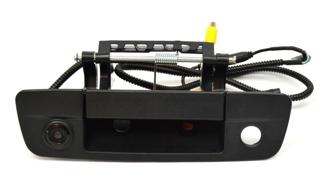 Caméra de recul avec poignée d\'ouverture de coffre pour Dodge RAM de 2009 à 2014