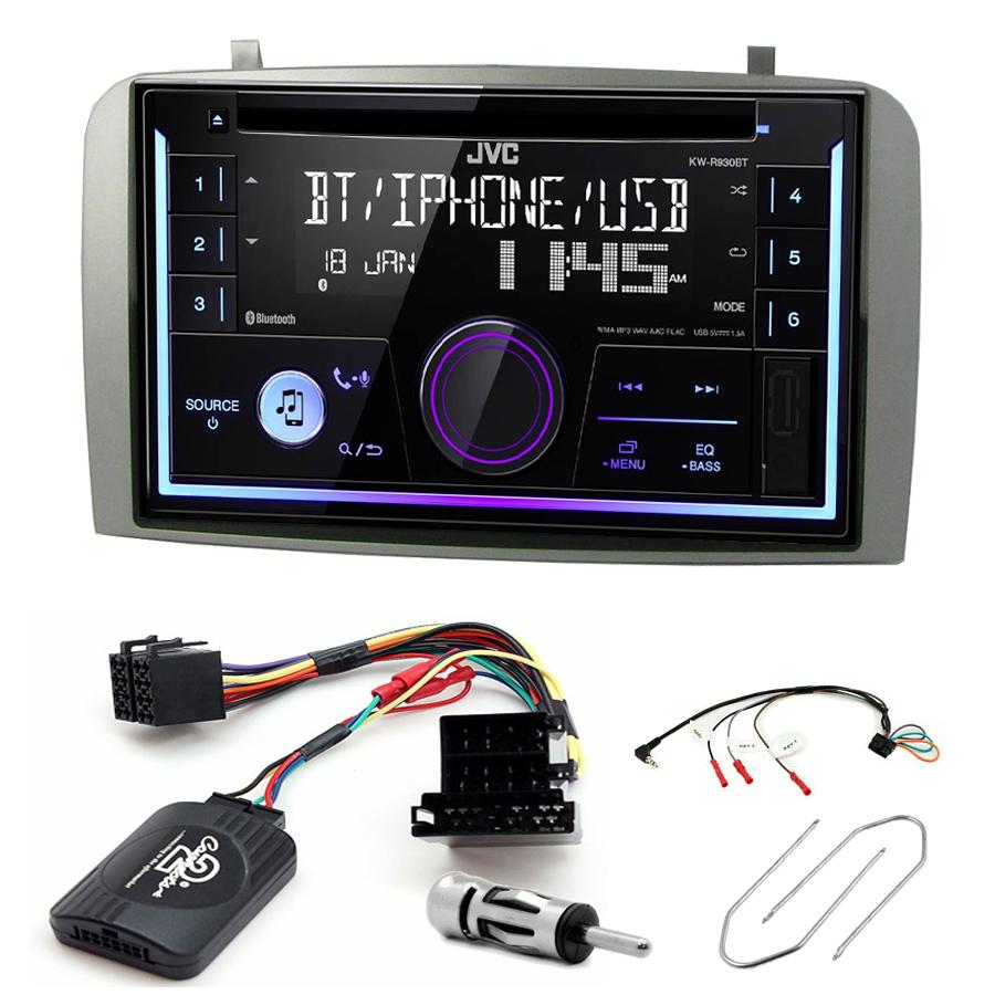 Kit d\'intégration Alfa Romeo 147 et GT + Autoradio multimédia USB/Bluetooth