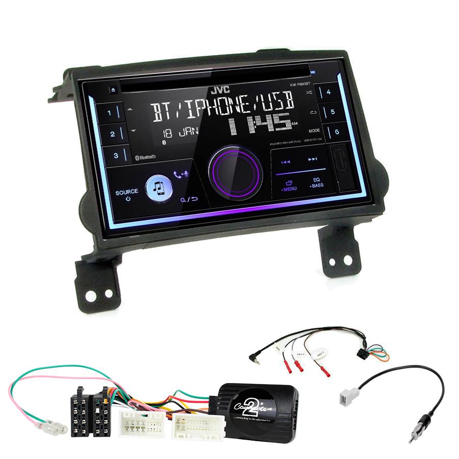 Kit d\'intégration Hyundai H1 + Autoradio multimédia USB/Bluetooth