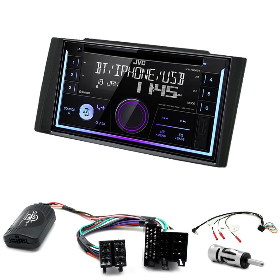 Kit d\'intégration Kia Cee\'d de 2006 à 2009 + Autoradio multimédia USB/Bluetooth