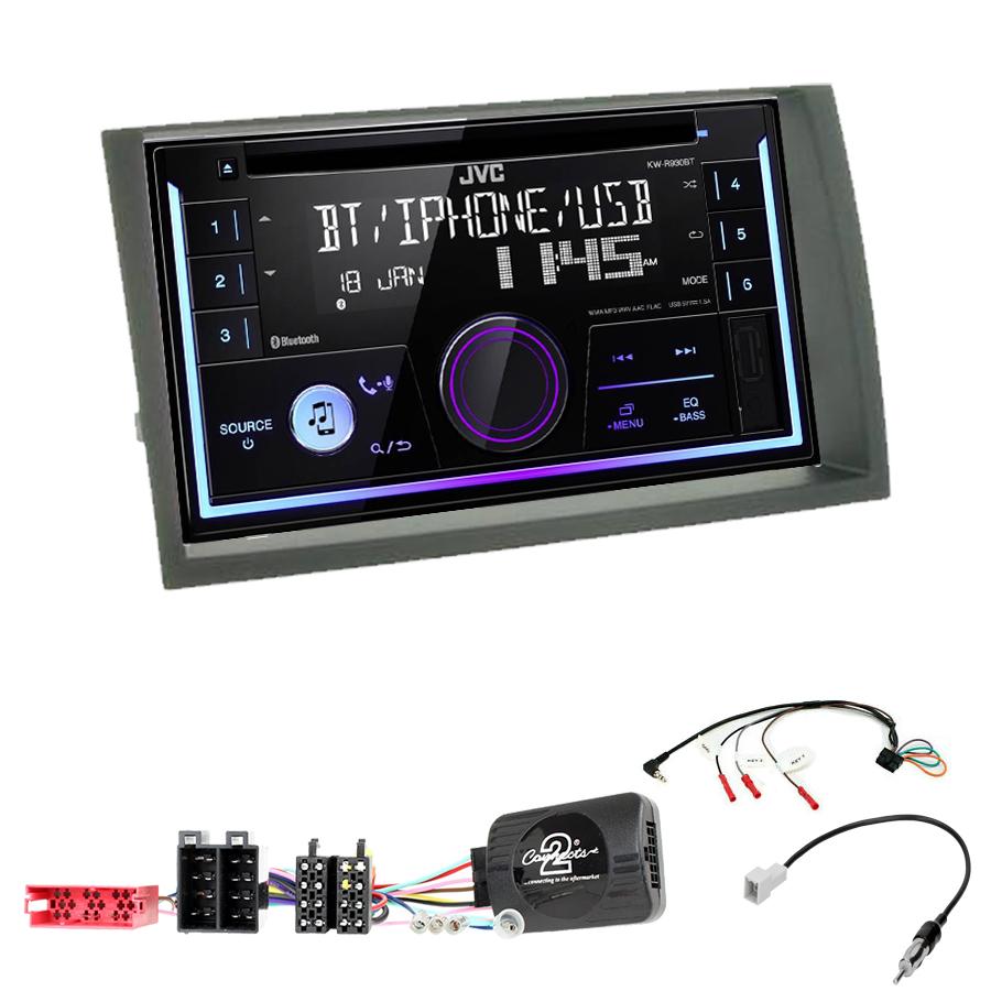 Kit d\'intégration Kia Cee\'d de 08/2009 à 07/2012 + Autoradio multimédia USB/Bluetooth