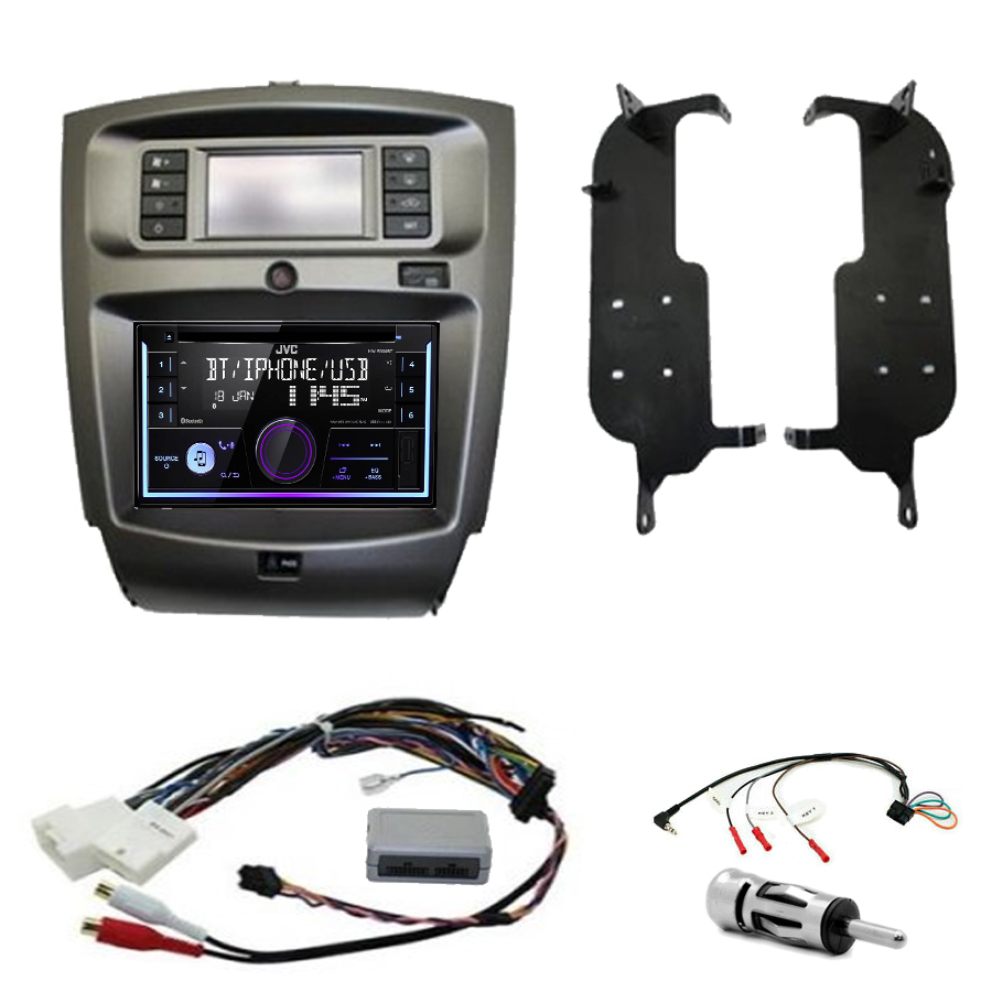 Kit d\'intégration Lexus IS250 et Lexus IS350 de 2006 à 2013 + Autoradio multimédia USB/Bluetooth