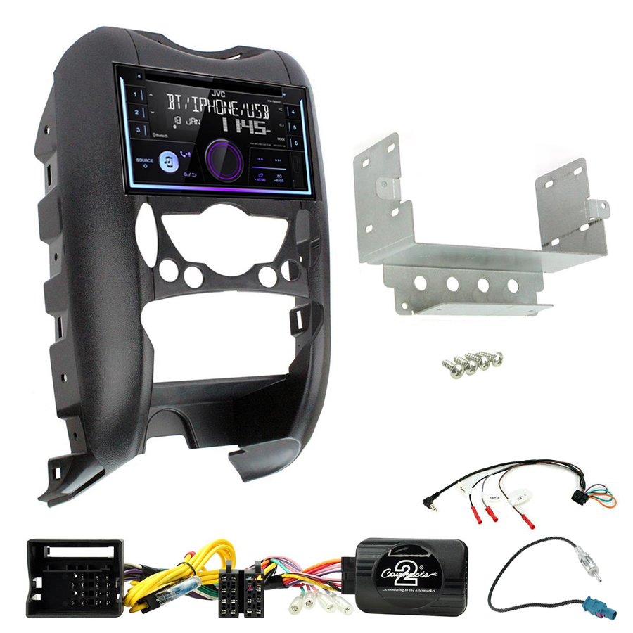 Kit d\'intégration Mini Cooper, Clubman, Coutryman et One + Autoradio multimédia USB/Bluetooth