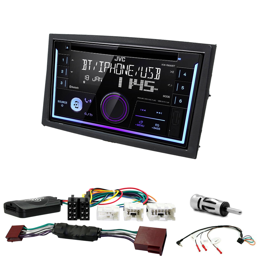 Kit d\'intégration Nissan 350Z + Autoradio multimédia USB/Bluetooth