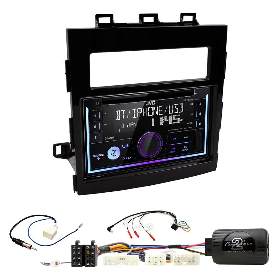 Kit d\'intégration Subaru Impreza depuis 2017 + Autoradio multimédia USB/Bluetooth