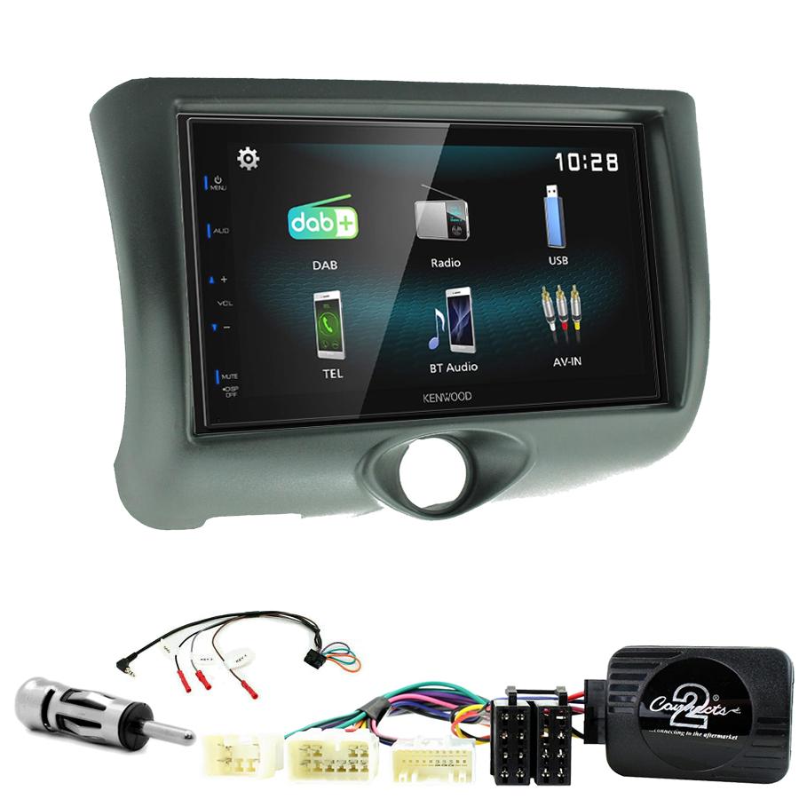 Kit d\'intégration Toyota Yaris de 04/1999 à 12/2005 + Autoradio multimédia à écran tactile