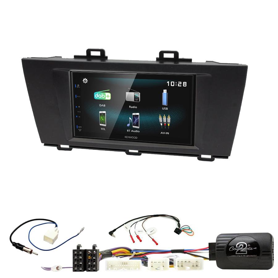 Kit d\'intégration Subaru Outback de 2015 à 2019 + Autoradio multimédia à écran tactile