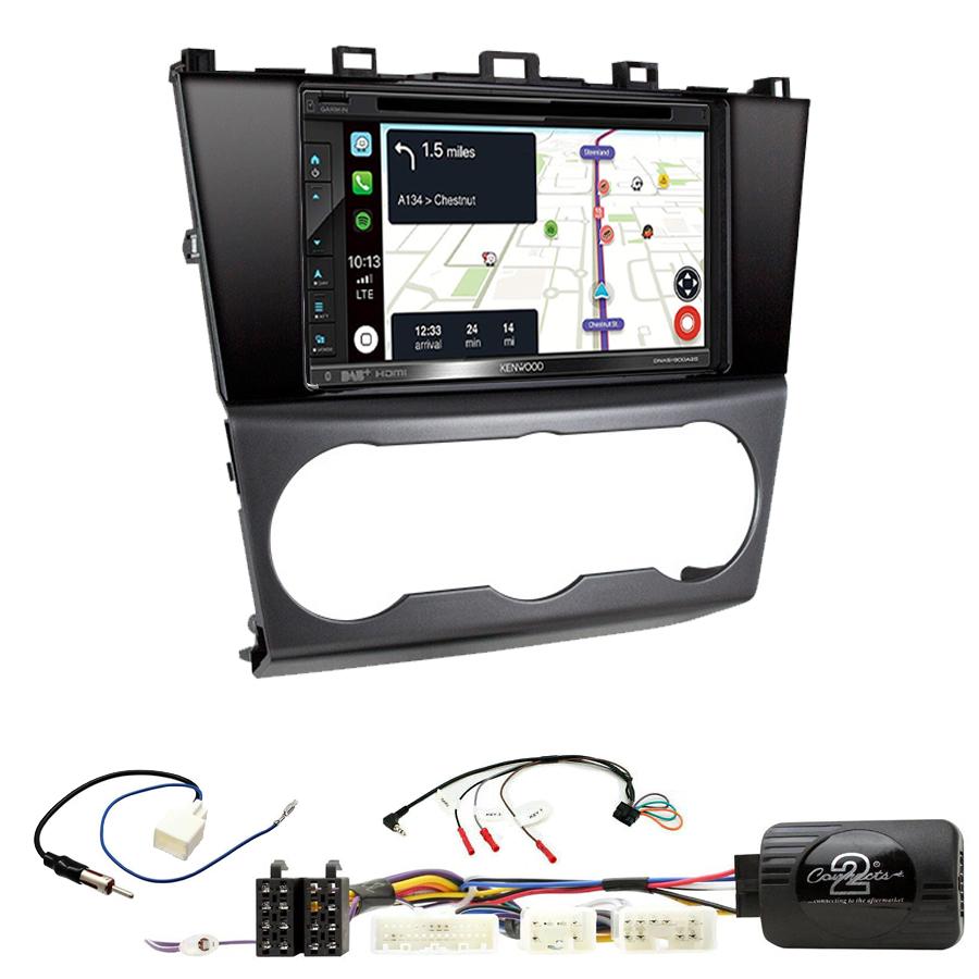 Kit d\'intégration Subaru Forester de 2016 à 2018 + Autoradio tactile Navigation GPS