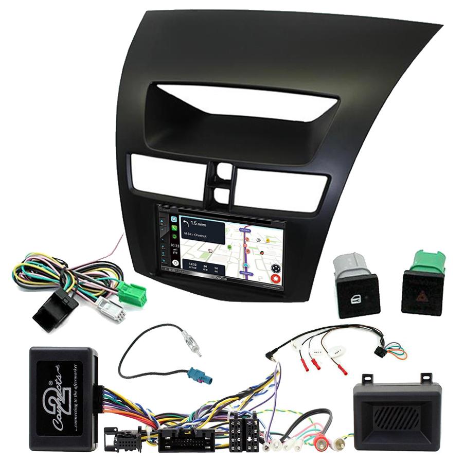 Kit d\'intégration Mazda BT50 de 2012 à 2017 + Autoradio tactile Navigation GPS