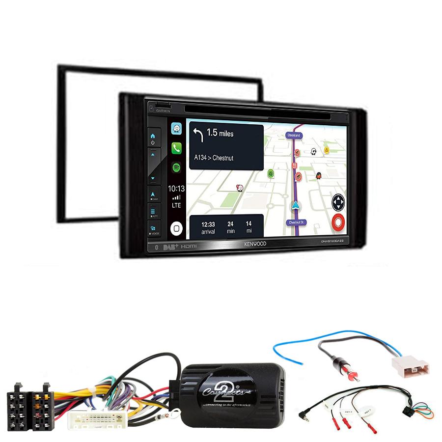 Kit d\'intégration Nissan NV200 + Autoradio tactile Navigation GPS