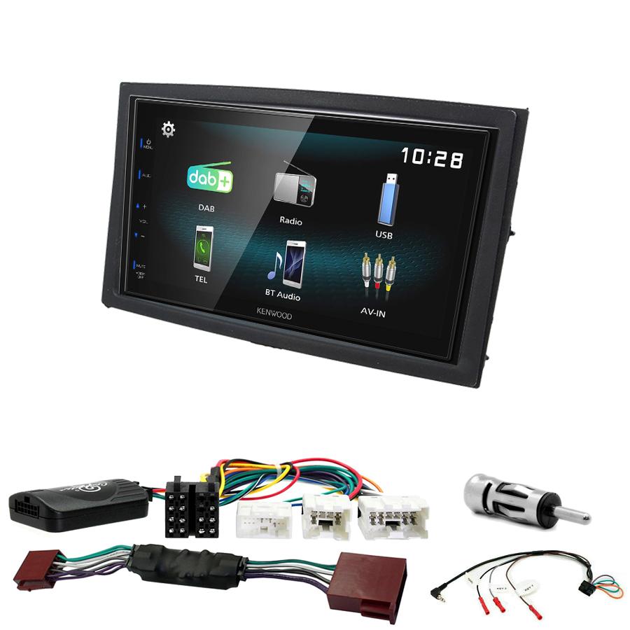 Kit d\'intégration Nissan 350Z + Autoradio multimédia à écran tactile
