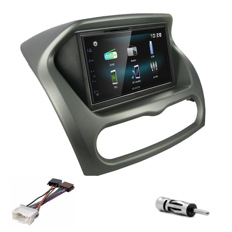 Kit d\'intégration Citroën C-Zero de 2010 à 2020 + Autoradio multimédia à écran tactile