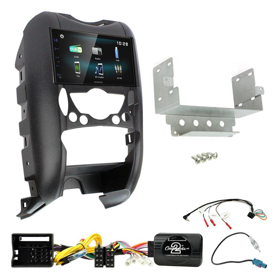 Kit d\'intégration Mini Cooper, Clubman, Coutryman et One + Autoradio multimédia à écran tactile