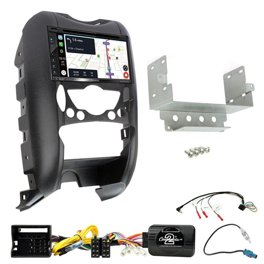 Kit d\'intégration Mini Cooper, Clubman, Coutryman et One + Autoradio tactile Navigation GPS