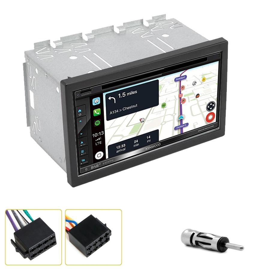 Kit d\'intégration Mercedes Vaneo et ML de 2001 à 2005 + Autoradio tactile Navigation GPS