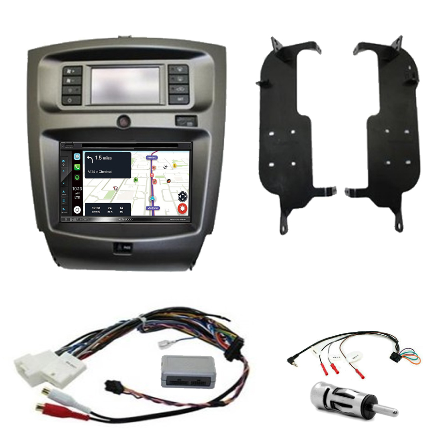 Kit d\'intégration Lexus IS250 et Lexus IS350 de 2006 à 2013 + Autoradio tactile Navigation GPS