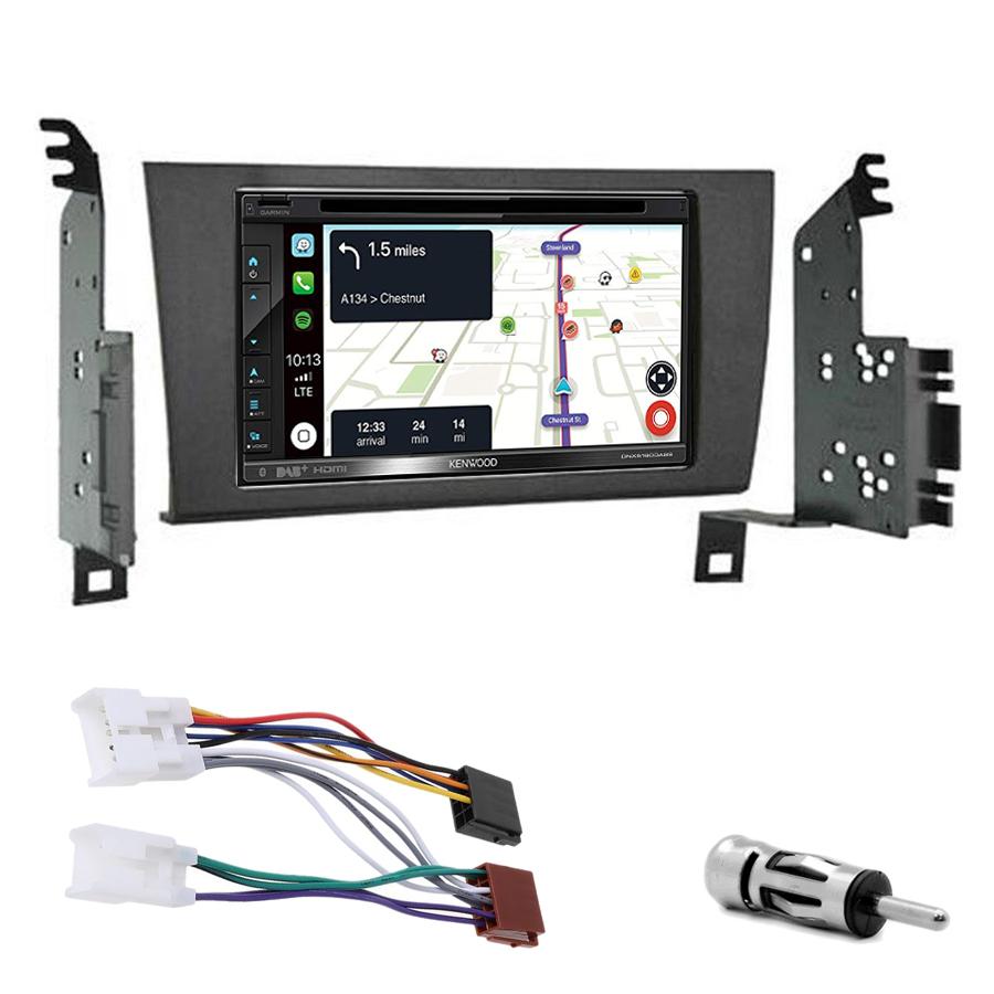 Kit d\'intégration Lexus GS300 et GS400 de 1998 à 2005 + Autoradio tactile Navigation GPS