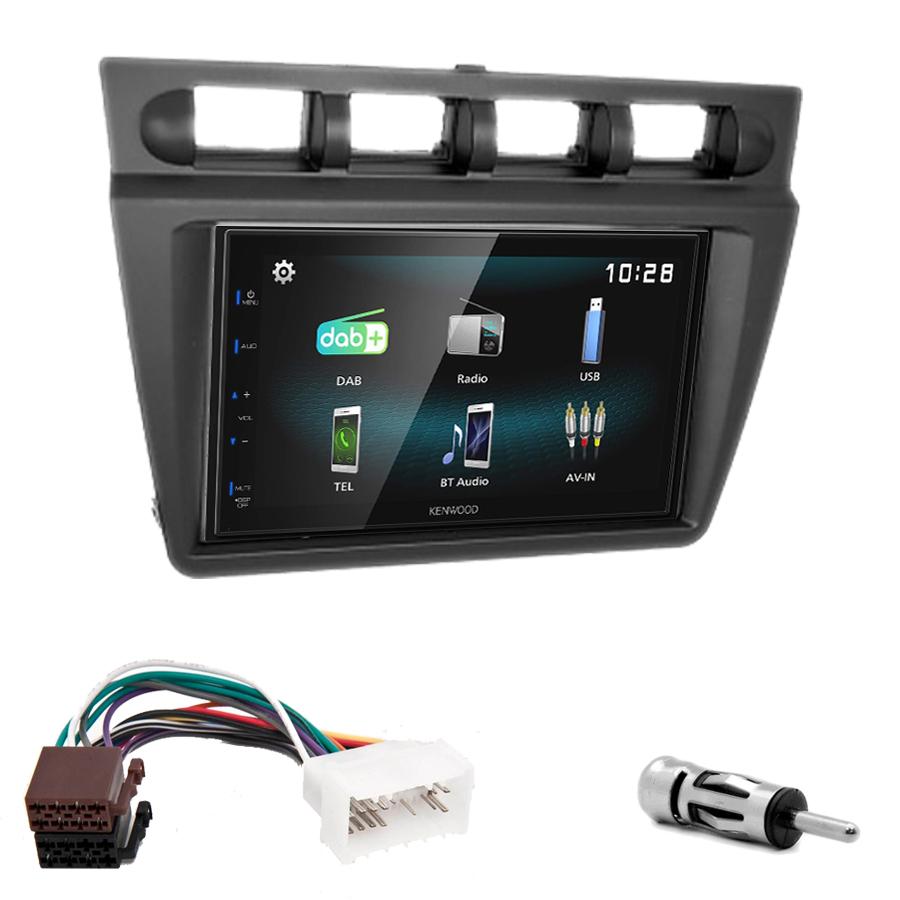 Kit d\'intégration Kia Picanto de 2004 à 2007 + Autoradio multimédia à écran tactile