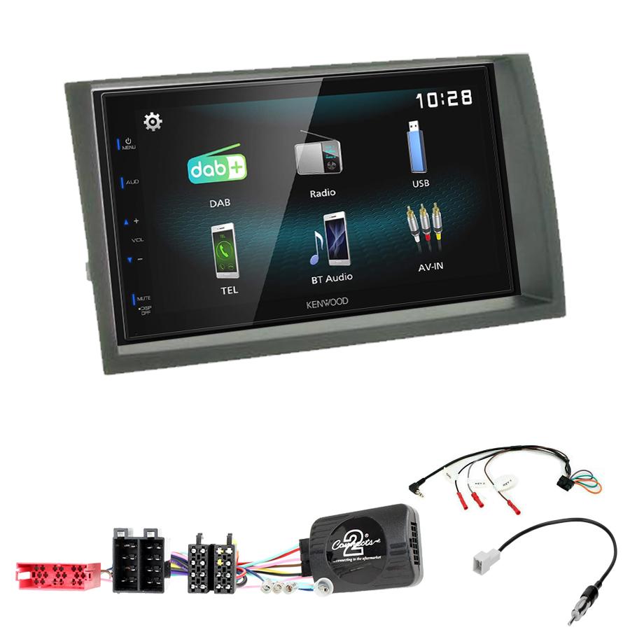Kit d\'intégration Kia Cee\'d de 08/2009 à 07/2012 + Autoradio multimédia à écran tactile