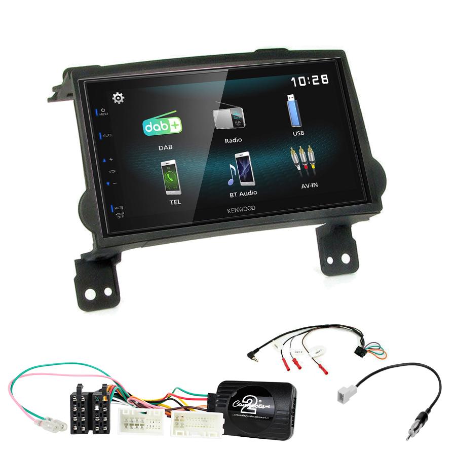 Kit d\'intégration Hyundai H1 + Autoradio multimédia à écran tactile