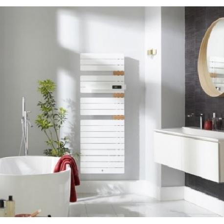 Thermor - Radiateur sèche serviette - Allure 3 Classique mât à droite avec soufflerie 1500W - ref 483243