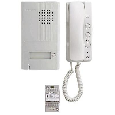 AIPHONE - Kit interphone - 2 fils Intégral - Réf - DA1AS