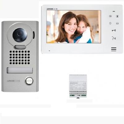 AIPHONE - KIT VISIOPHONE Mains-Libres en saillie - Réf - JOS1V