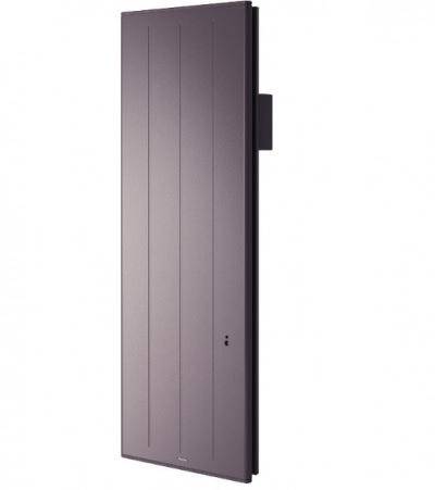 THERMOR - Radiateur connecté Ovation 3 - 1000W - Vertical - Gris - Réf - 430304