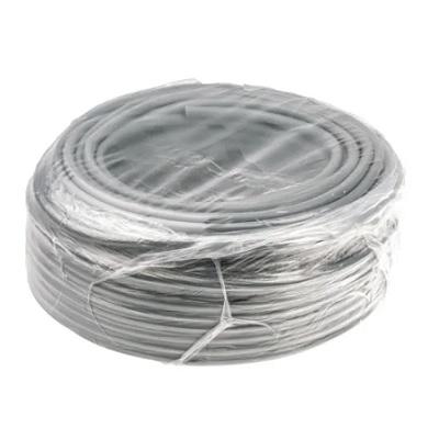 CAE - Câble d\'alimentation souple harmonisé 4G 0.75mm² - Gris - Couronne 50m - Réf - HO5VV-F4G075G