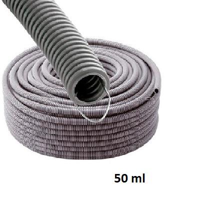 Gaine ICTA - Tire Fil Metalique - Lubrifiée - Diamètre 16 - Couronne  50m