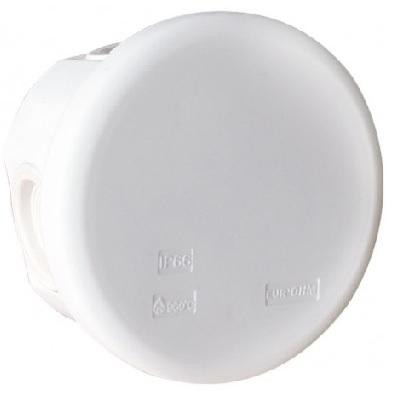 EUR\'OHM - Boite Dérivation blanche Etanche Membrane ø80 - 960 C - REF 50222