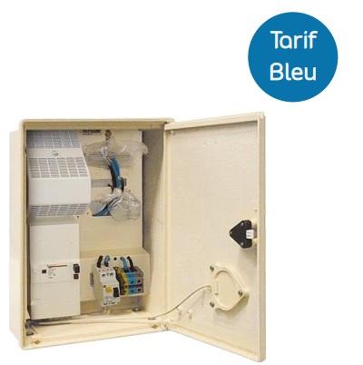 DIGITAL ELECTRIC - Coffret Provisoire avec disjoncteur 2x15/45A 500mA Sélectif - Réf - 31912