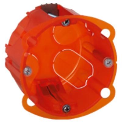 LEGRAND - Boîte Batibox multimatériaux 1 poste - profondeur 50 mm - Réf - 080121