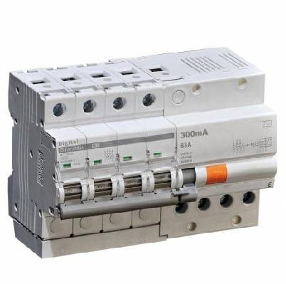DIGITAL-ELECTRIC - Bloc Différentiel 4x63A - 300mA - Type A - Réf - 03578