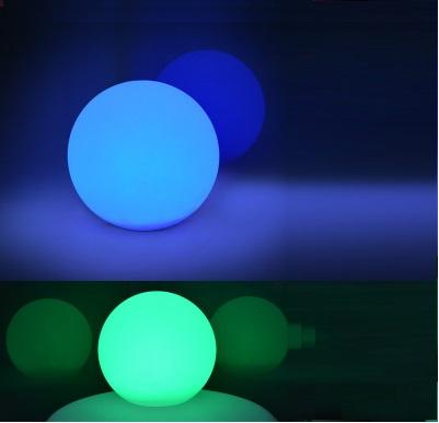 MIIDEX - Boule RGB Solaire et batterie 1200mA - Réf - 60120