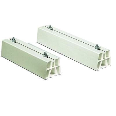 THERMOR - Accessoire support de sol PVC pour unité extérieure - Réf - 232305