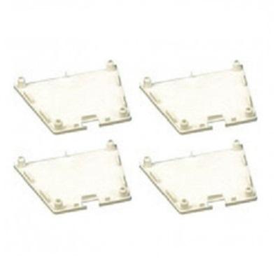 THERMOR - Sachet 4 bouchons pour support sol PVC - Réf - 23230